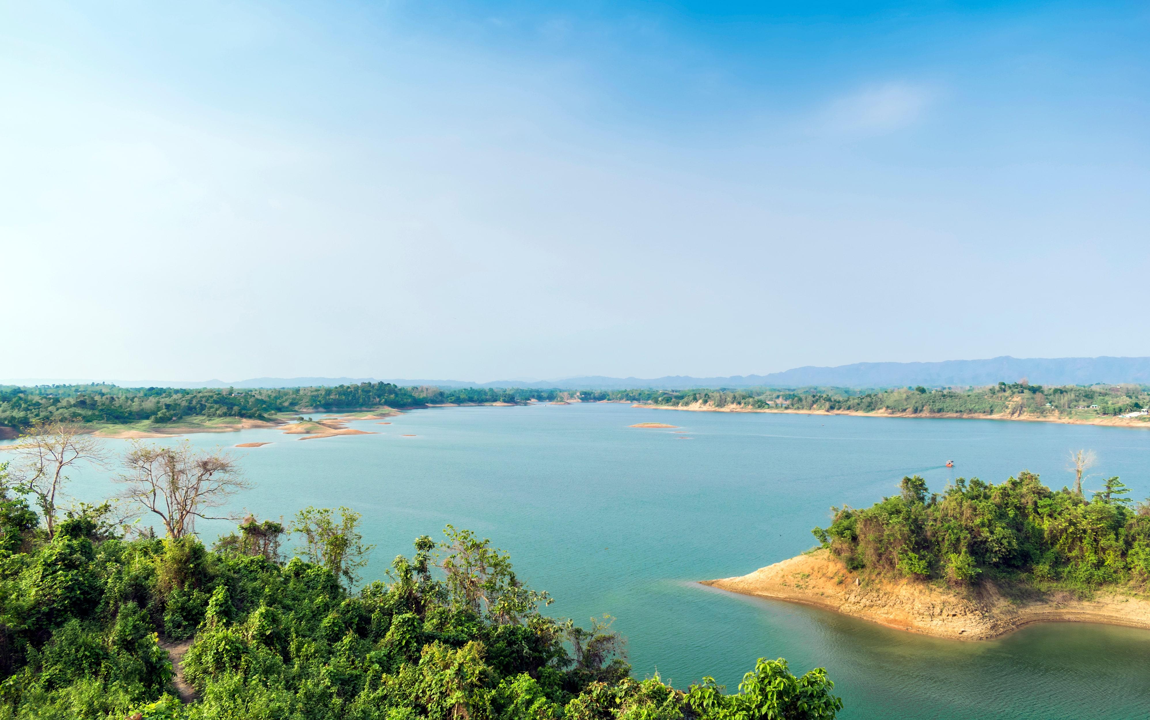 Kaptai Lake Image