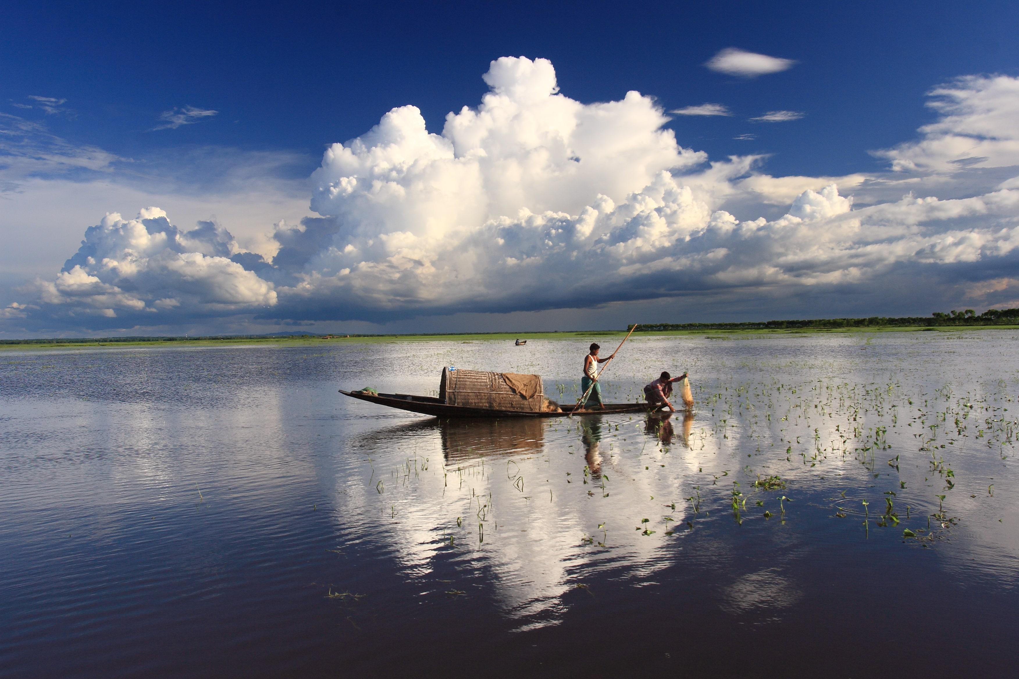 Tanguar Haor Image